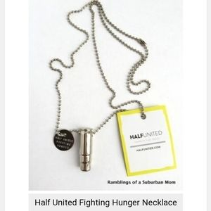 HALFUNITED Recycled Bullet Necklace